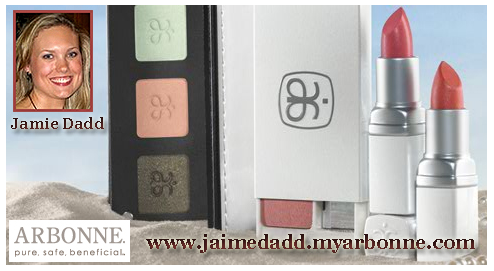 Jaime Dadd - Arbonne products
